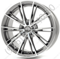 OZ Envy 7,5x16 5/108 ET45 d-75 Matt Silver Tech Diamond Cut